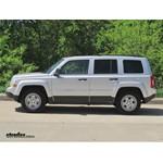 Trailer Hitch Installation - 2011 Jeep Patriot - Draw-Tite