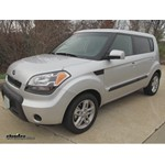 Trailer Hitch Installation - 2011 Kia Soul