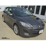 Trailer Hitch Installation - 2011 Mazda 3 - Draw-Tite