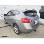 Trailer Hitch Installation - 2011 Nissan Rogue - Draw-Tite