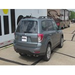 Trailer Hitch Installation - 2011 Subaru Forester - Draw-Tite