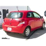 Trailer Hitch Installation - 2011 Toyota Yaris - Draw-Tite