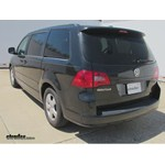 Trailer Hitch Installation - 2011 Volkswagen Routan - Draw-Tite