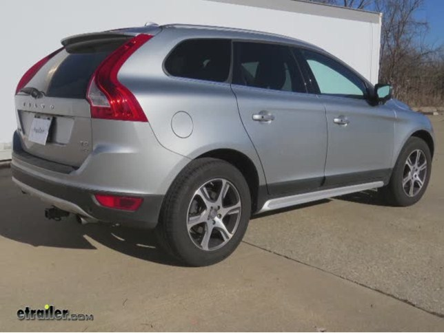 install trailer hitch 2011 volvo xc60 13268_644 trailer hitch installation 2011 volvo xc60 curt video volvo xc60 trailer wiring harness at soozxer.org