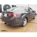 Trailer Hitch Installation - 2012 Acura TSX - Draw-Tite