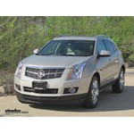 Trailer Hitch Installation - 2012 Cadillac SRX - Draw-Tite