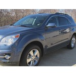 Trailer Hitch Installation - 2012 Chevrolet Equinox