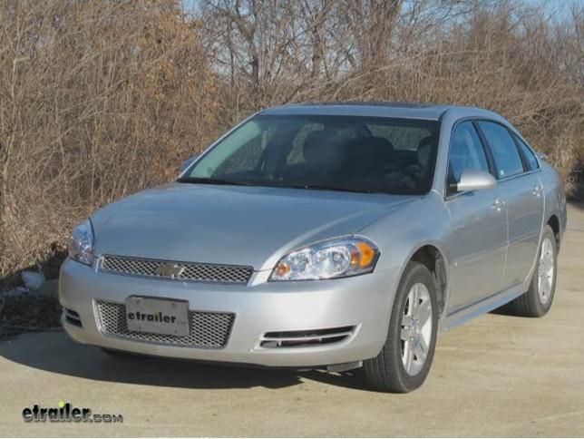 Trailer Hitch Installation - 2012 Chevrolet Impala - Draw-Tite Video ...