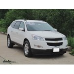 Trailer Hitch Installation - 2012 Chevrolet Traverse - Draw-Tite