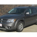 Trailer Hitch Installation - 2012 Dodge Journey - Draw-Tite