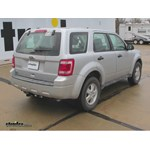 Video install trailer hitch 2012 ford escape 36501