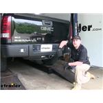 etrailer.com Trailer Hitch Installation - 2012 GMC Sierra