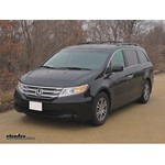 Trailer Hitch Installation - 2012 Honda Odyssey - Draw-Tite