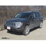 Trailer Hitch Installation - 2012 Jeep Compass - Draw-Tite