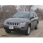 Trailer Hitch Installation - 2012 Jeep Compass - Curt