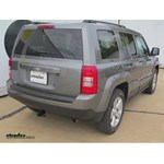 Trailer Hitch Installation - 2012 Jeep Patriot - Draw-Tite