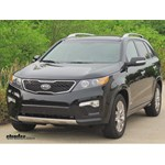 Trailer Hitch Installation - 2012 Kia Sorento - Draw-Tite