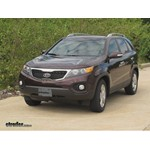 Trailer Hitch Installation - 2012 Kia Sorento