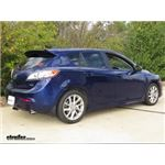 Trailer Hitch Installation - 2012 Mazda 3 - Draw-Tite
