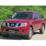 Trailer Hitch Installation - 2012 Nissan Frontier - Draw-Tite