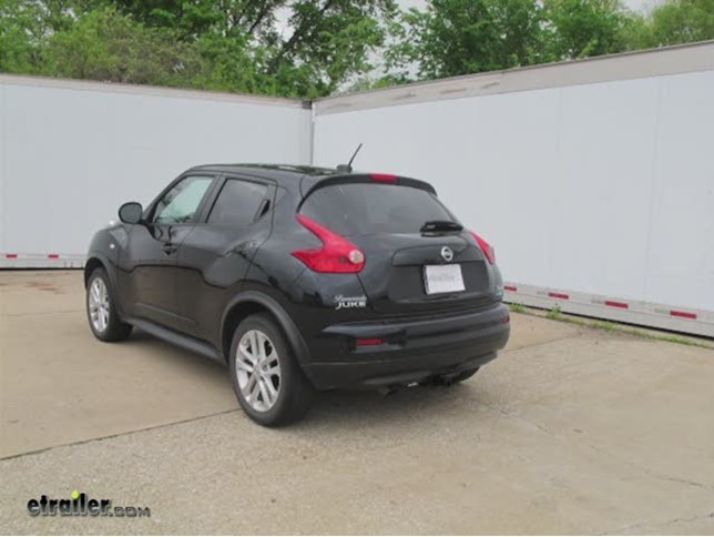 High Quality Today On Our 2012 Nissan Juke, Weu0027ll Be Installing Curt Hitch, Part Number  C11088. Hereu0027s What Our Hitch Looks Like Installed. Now Weu0027ll Go Ahead And  Give ...