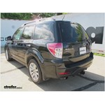 Trailer Hitch Installation - 2012 Subaru Forester - Curt