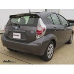 Trailer Hitch Installation - 2012 Toyota Prius c - Draw-Tite