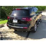 Trailer Hitch Installation - 2013 Acura MDX - Draw-Tite