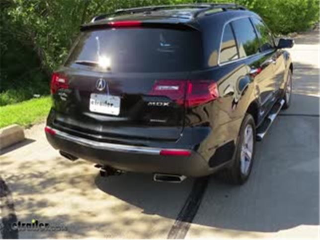 Acura MDX Trailer Hitch Etrailercom - Tow hitch for acura mdx