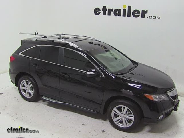 Trailer Hitch Installation Acura RDX Curt Video Etrailercom - Acura accessories rdx