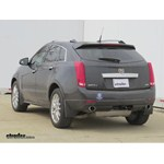 Video install trailer hitch 2013 cadillac srx 75682