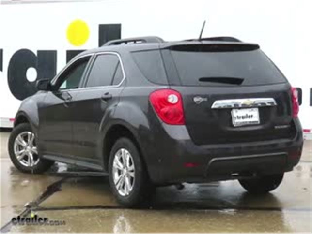 2013 chevrolet equinox curt trailer hitch receiver. Black Bedroom Furniture Sets. Home Design Ideas