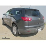 hitch recommendation and rear fascia removal for a 2015 chevy traverse. Black Bedroom Furniture Sets. Home Design Ideas