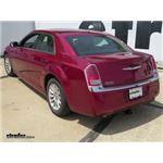 Trailer Hitch Installation - 2013 Chrysler 300 - Curt
