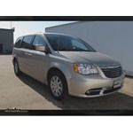 Trailer Hitch Installation - 2013 Chrysler Town and Country - Draw-Tite
