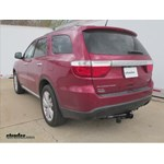 Trailer Hitch Installation - 2013 Dodge Durango - Draw-Tite