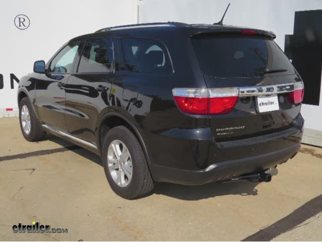 2013 Dodge Durango Trailer Hitch