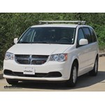 Trailer Hitch Installation - 2013 Dodge Grand Caravan - Draw-Tite