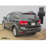 Trailer Hitch Installation - 2013 Dodge Journey - Curt
