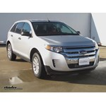 Trailer Hitch Installation - 2013 Ford Edge - Curt