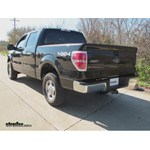 Trailer Hitch Installation - 2013 Ford F-150 - Draw-Tite