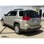 Trailer Hitch Installation - 2013 GMC Terrain - Draw-Tite