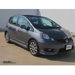 Trailer Hitch Installation - 2013 Honda Fit - Draw-Tite