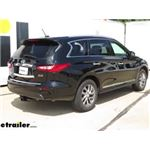 Trailer Hitch Installation - 2013 Infiniti JX35 - Draw-Tite