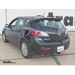 Trailer Hitch Installation - 2013 Mazda 3 - Draw-Tite