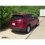 Trailer Hitch Installation - 2013 Mazda CX-5 - Curt