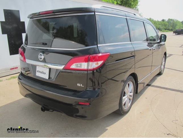 2013 nissan quest draw tite max e loader trailer hitch receiver custom fit class iii 2. Black Bedroom Furniture Sets. Home Design Ideas