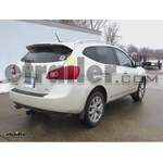 Trailer Hitch Installation - 2013 Nissan Rogue - Curt