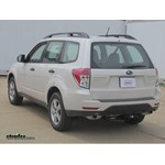 Trailer Hitch Installation - 2013 Subaru Forester - Draw-Tite