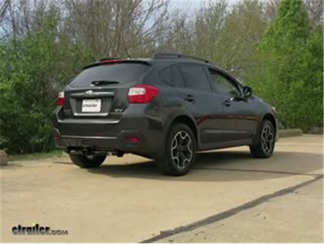 Subaru Crosstrek Hitch >> Draw Tite Max Frame Trailer Hitch Receiver Custom Fit Class Iii 2